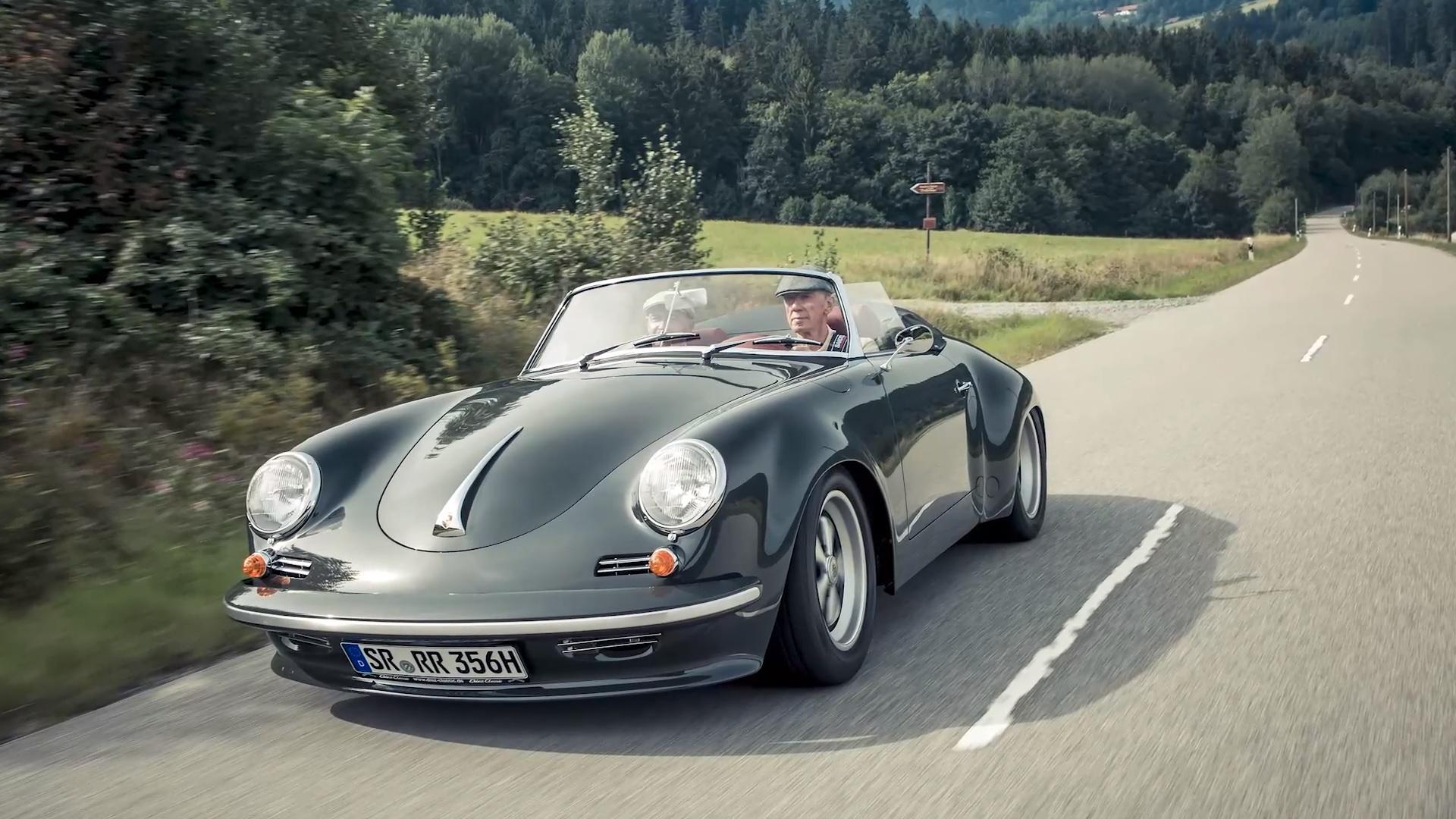 Porsche 356 930 de Walter Röhrl