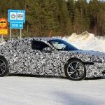 Audi e-tron GT já em testes
