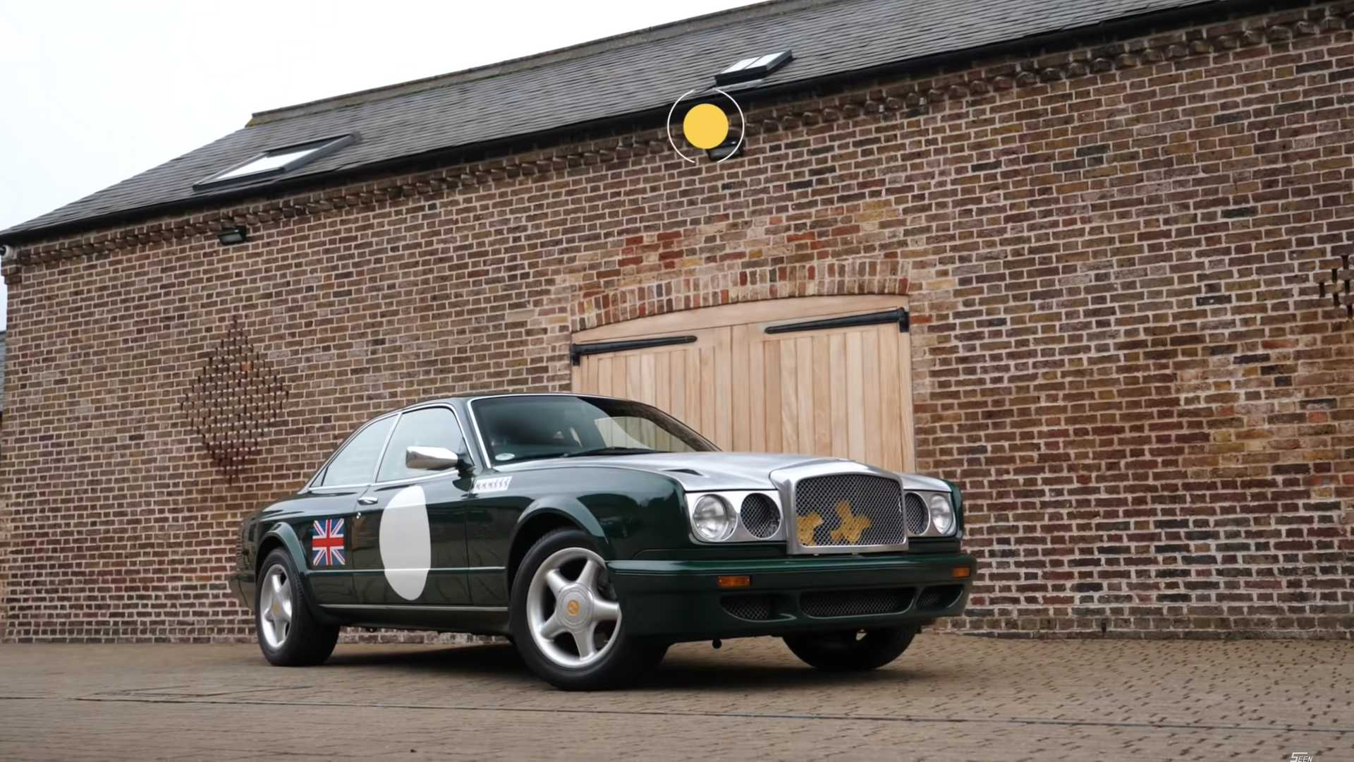 Bentley Continental R Project 116