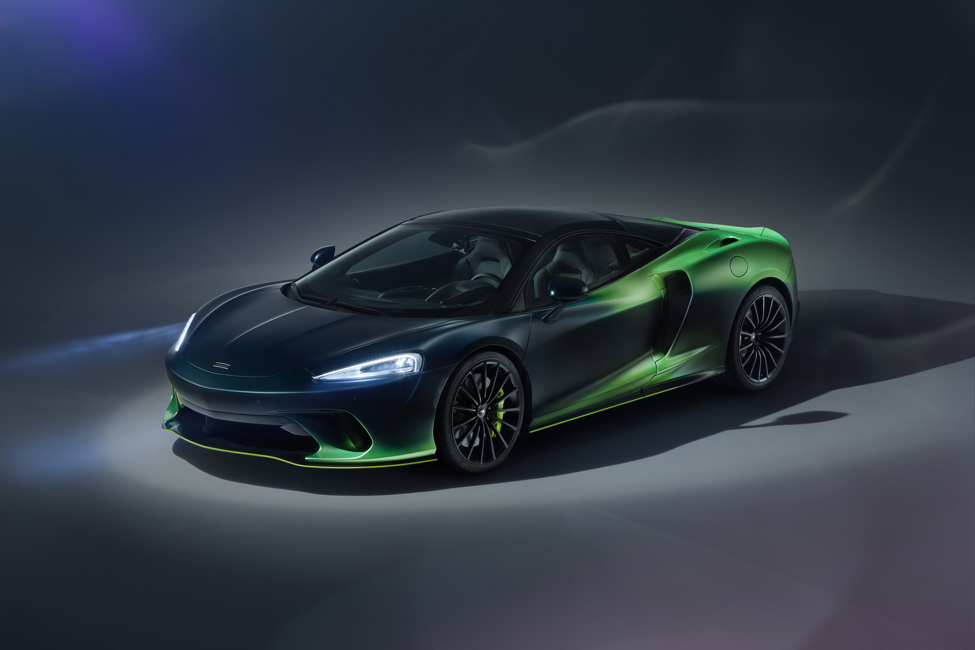 McLaren GT Verdant Theme by MSO
