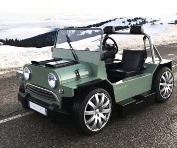 Mini Moke V8