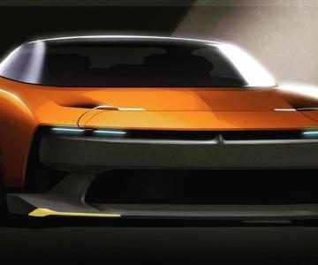 Esquiço do que poderá ser o próximo Dodge Charger