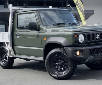 Suzuki Jimny pick-up
