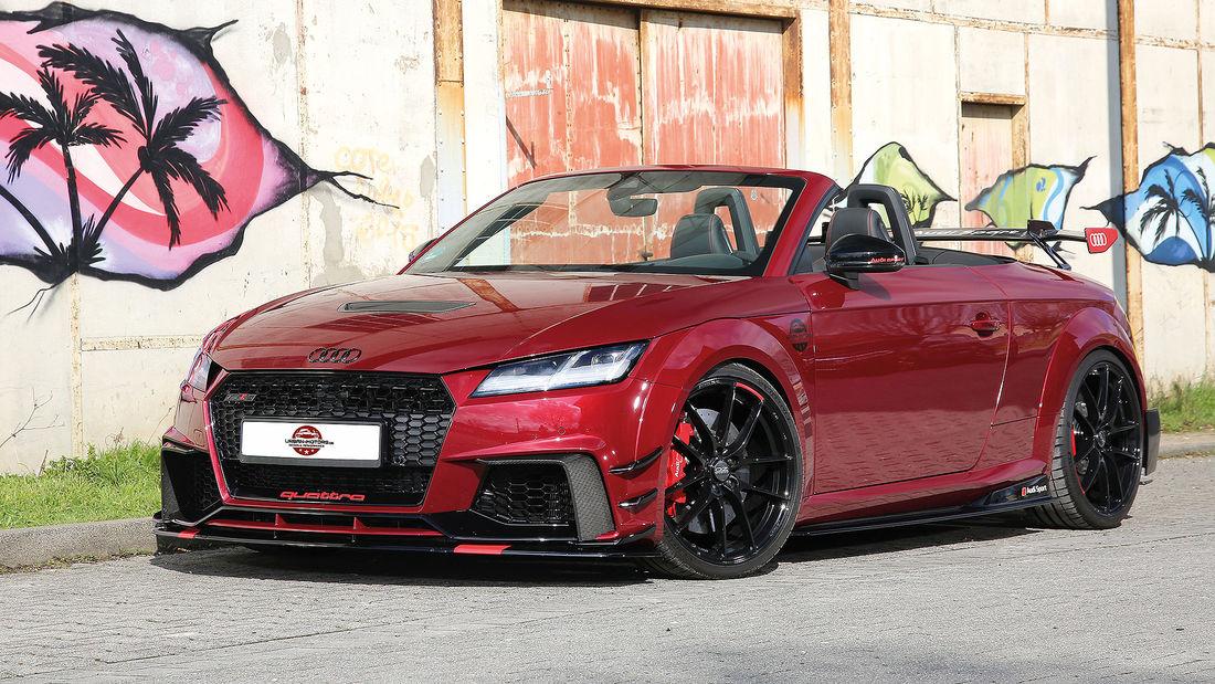 Audi TT RS Roadster Urban Motors