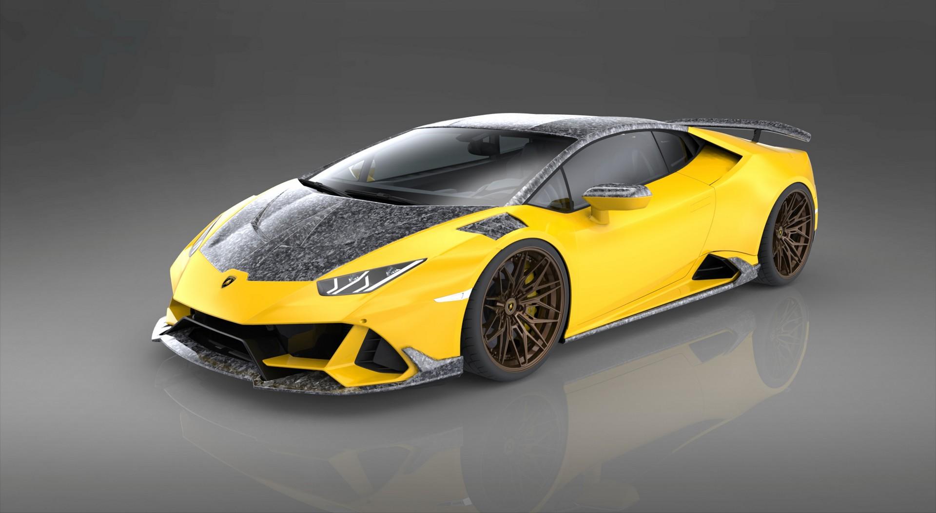 1016 Industries Lamborghini Huracan Evo