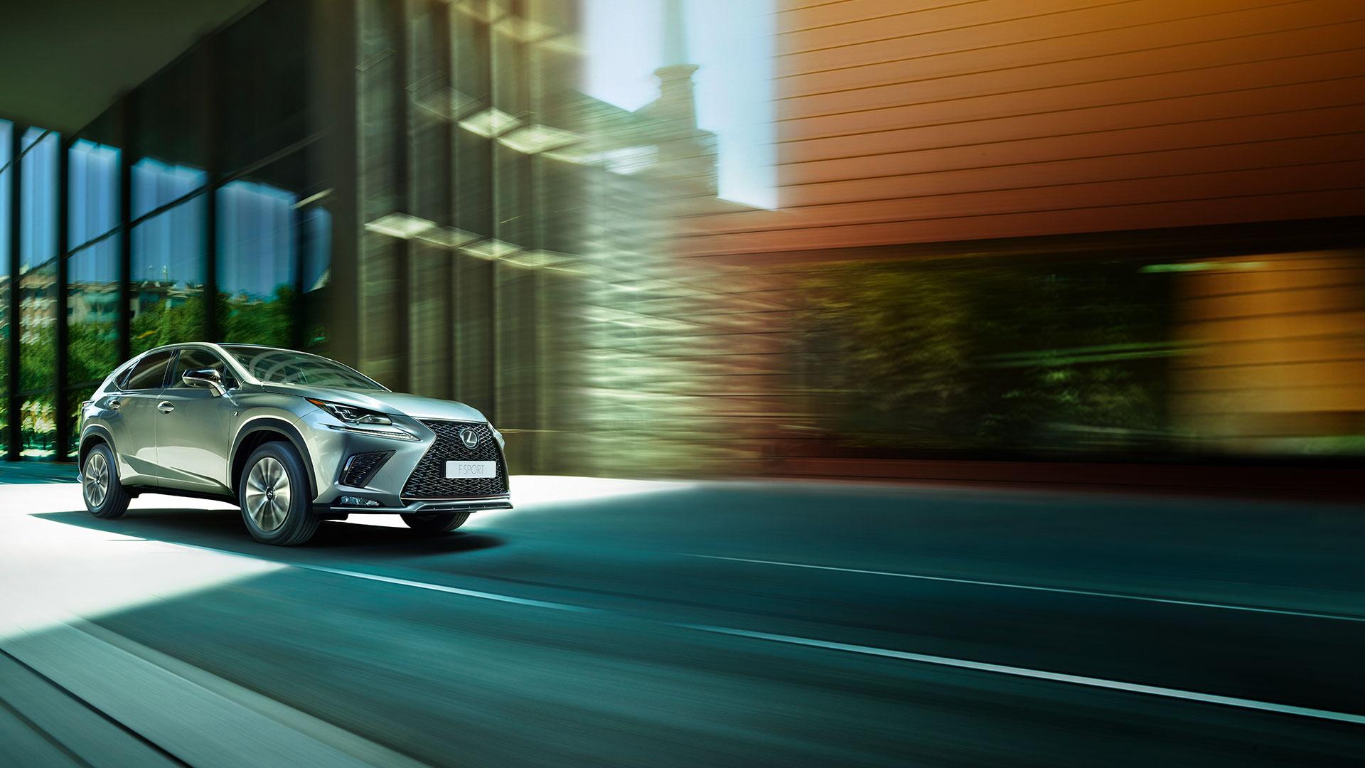 Lexus NX F-Sport