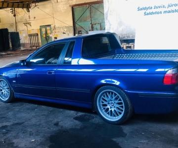 BMW Série 5 (E39) pick-up