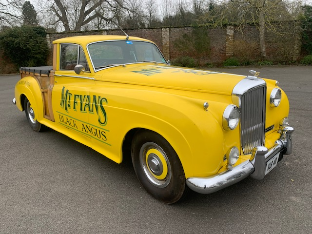 Bentley S1 pick-up