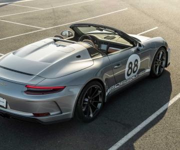 Último Porsche 911 da geração 991