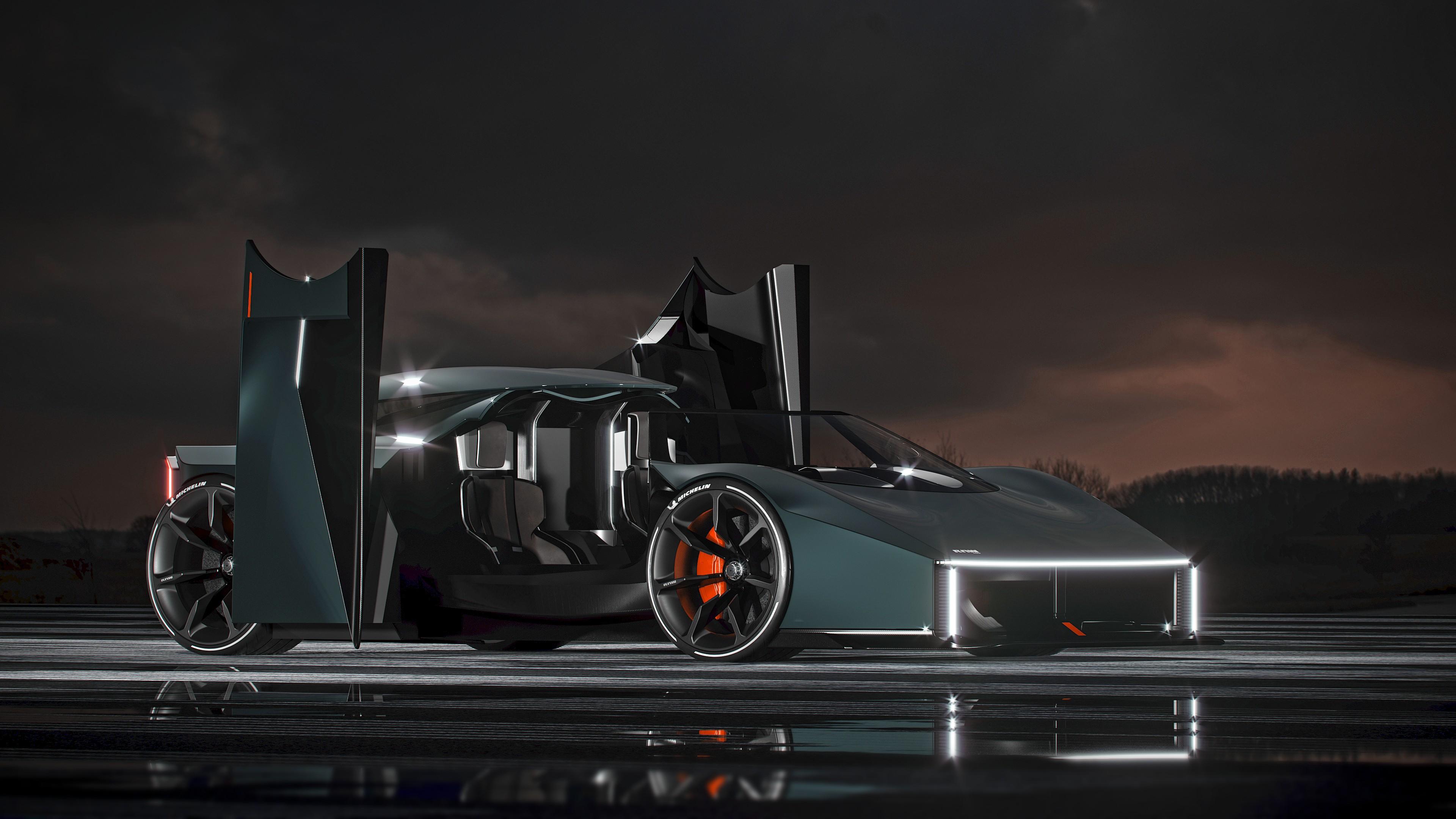 Koenigsegg Raw Concept
