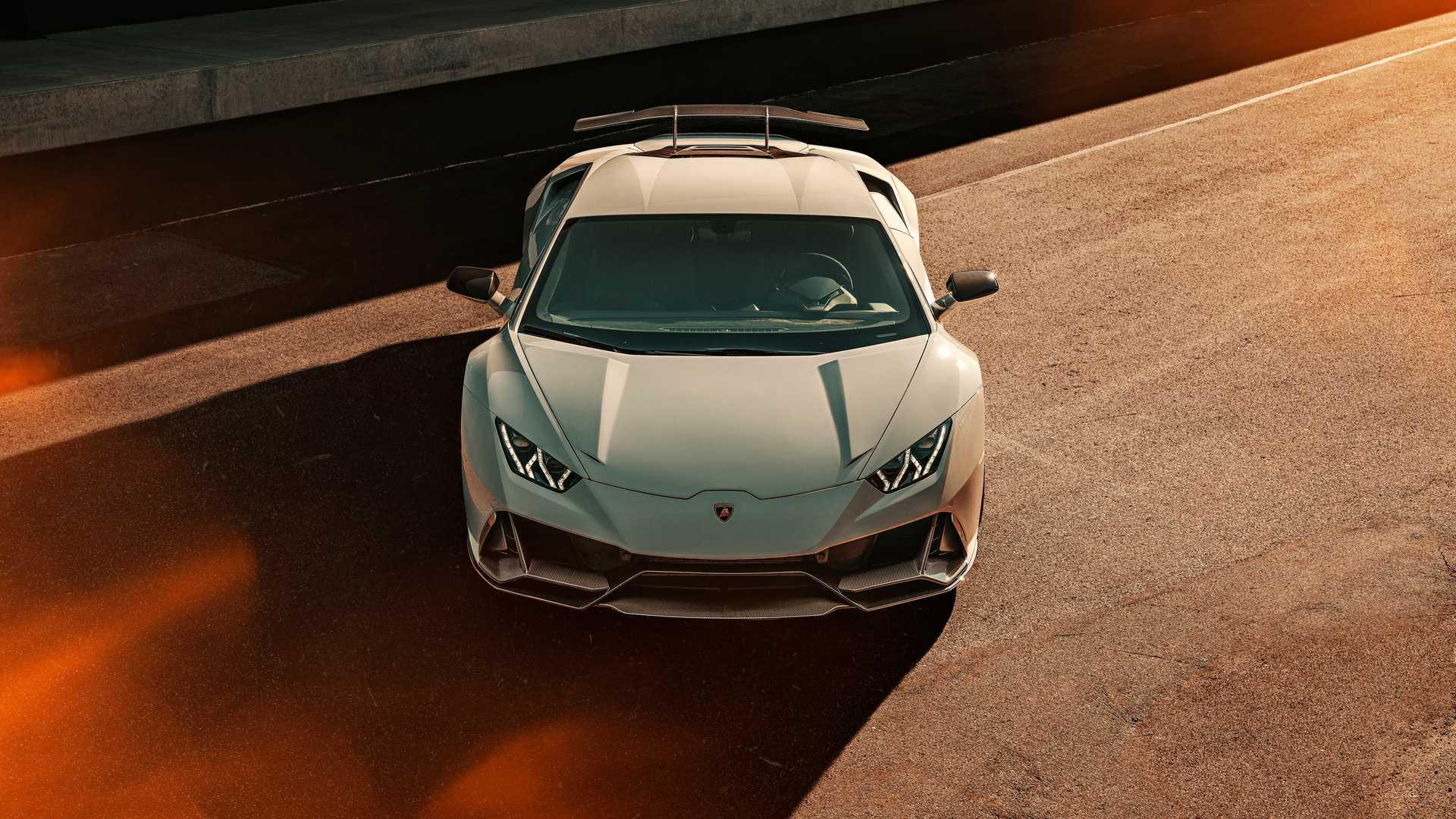 Lamborghini Huracán by Novitec