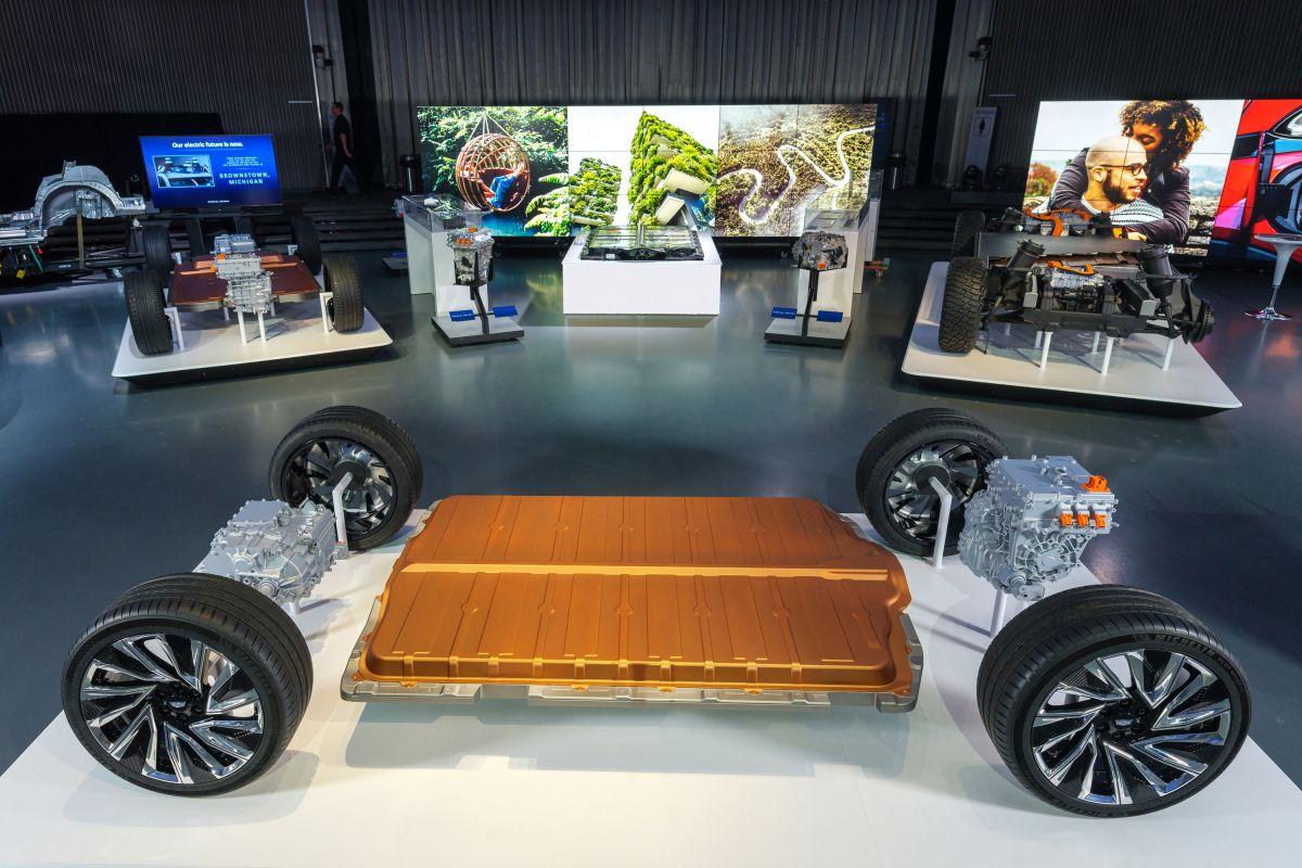 Nova plataforma GM