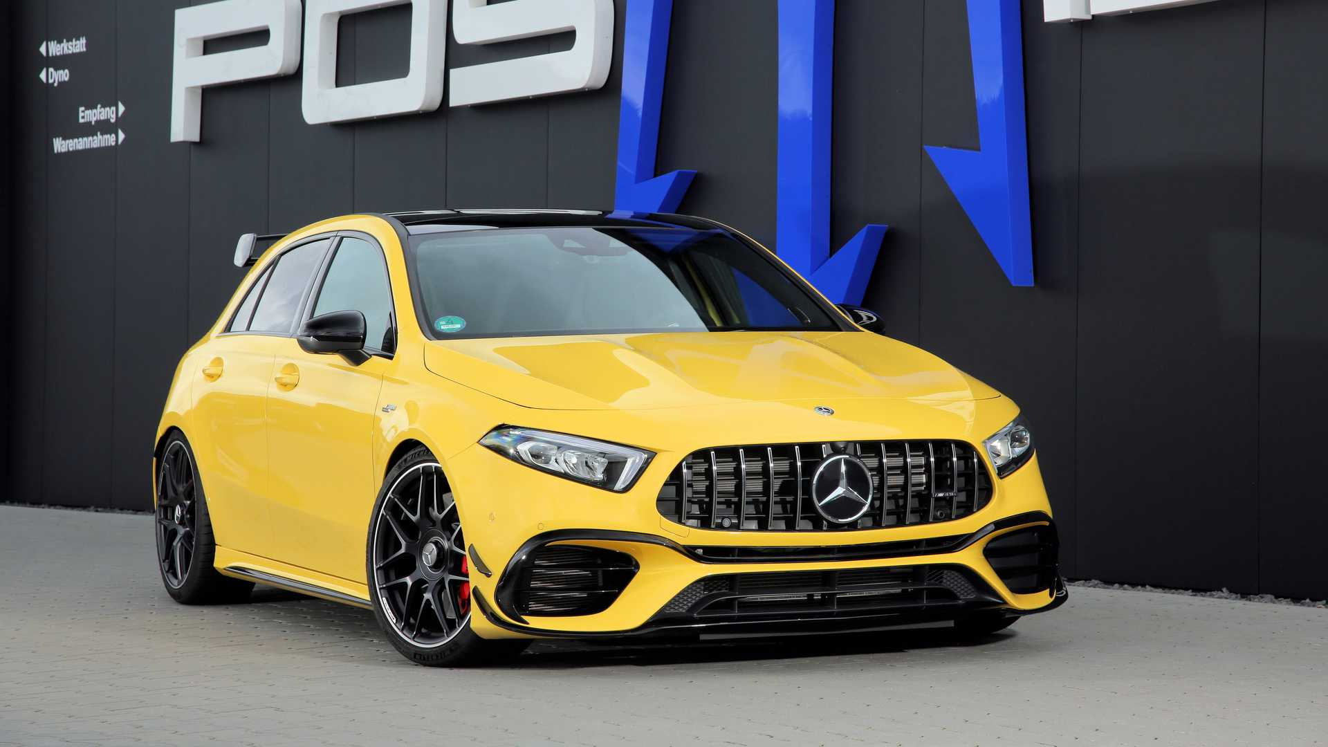 Posaidon Mercedes-AMG A45 RS