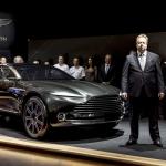 Andy Palmer e o Aston Martin DBX