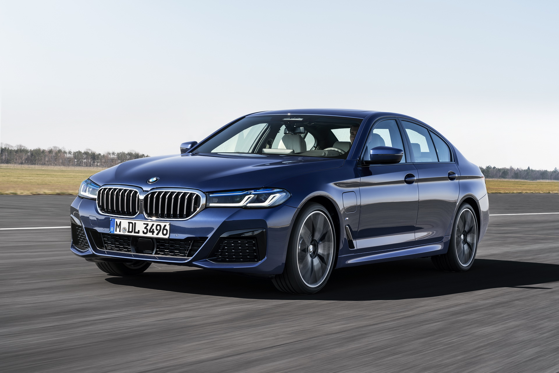 BMW Série 5 facelift