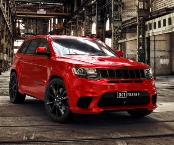 Jeep Grand Cherokee Trackhawk O.CT 1000