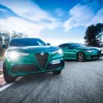 Alfa Romeo Stelvio e Giulia Quadrifoglio MY2020