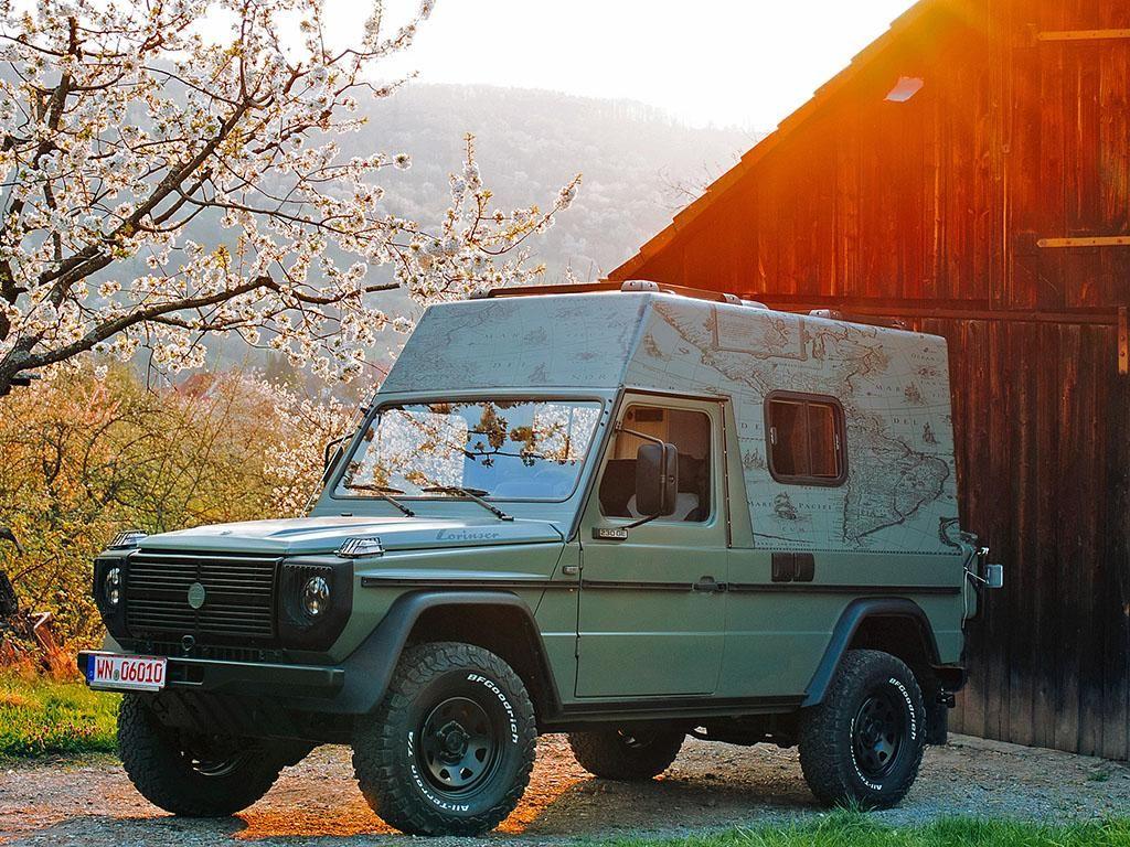 Lorinser G-Wagen RV
