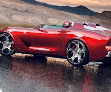 Alfa Romeo Barchetta por Ugur Sahin