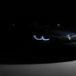 Teaser do novo BMW Série 4