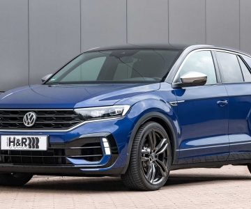 H&R VW T-Roc R