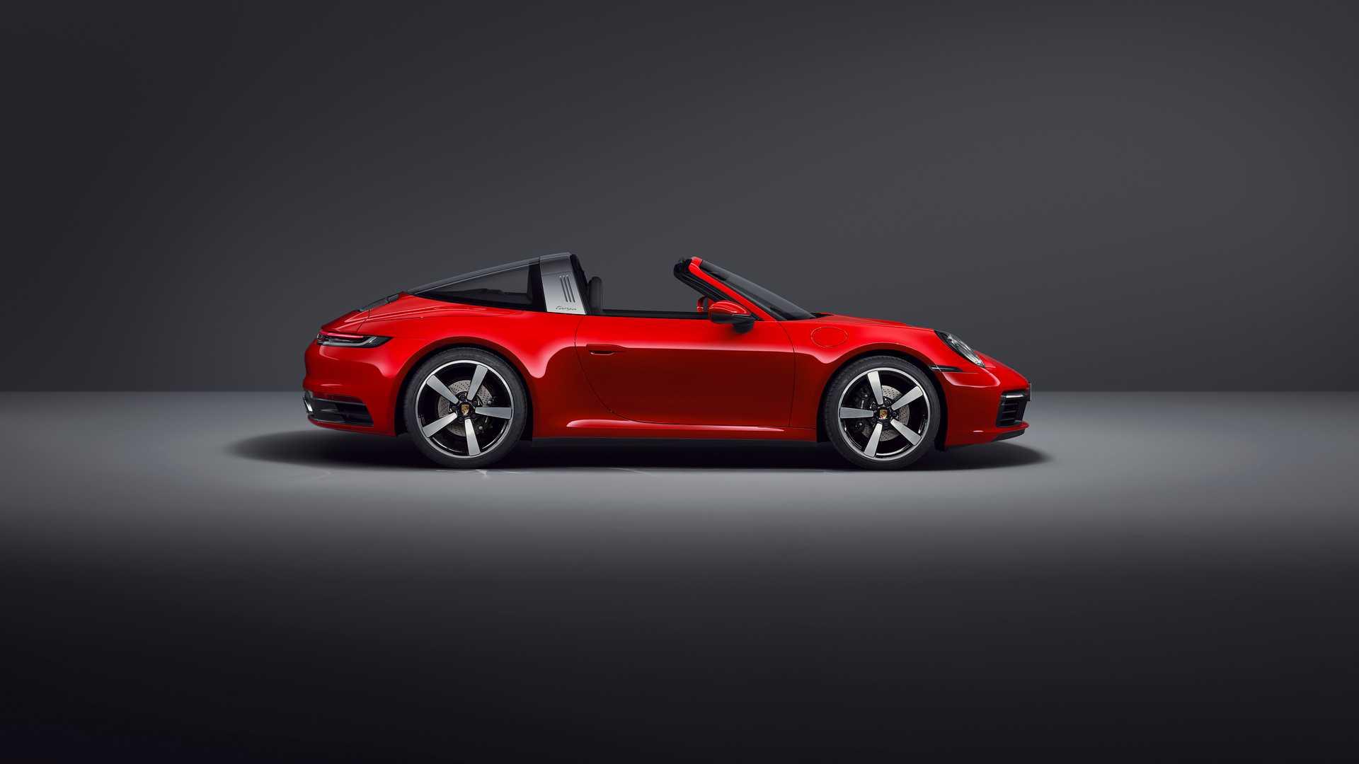 Porsche 911 Targa e Targa 4S