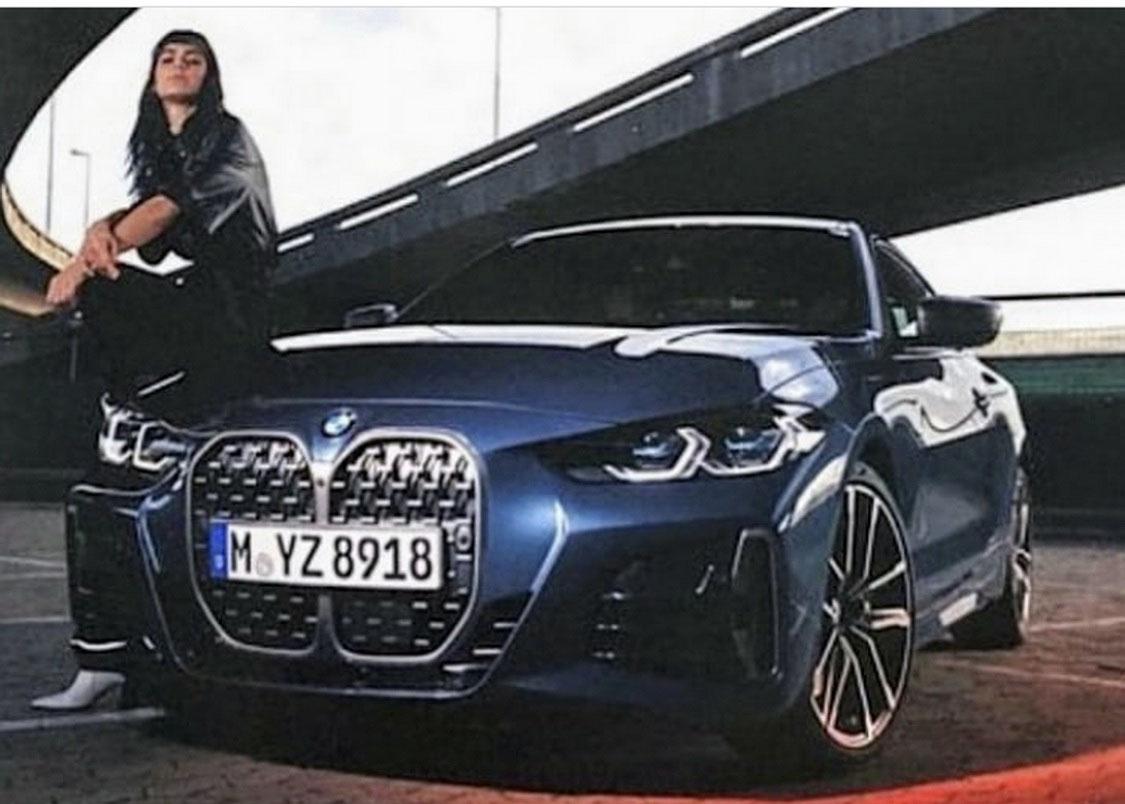 Novo BMW Série 4