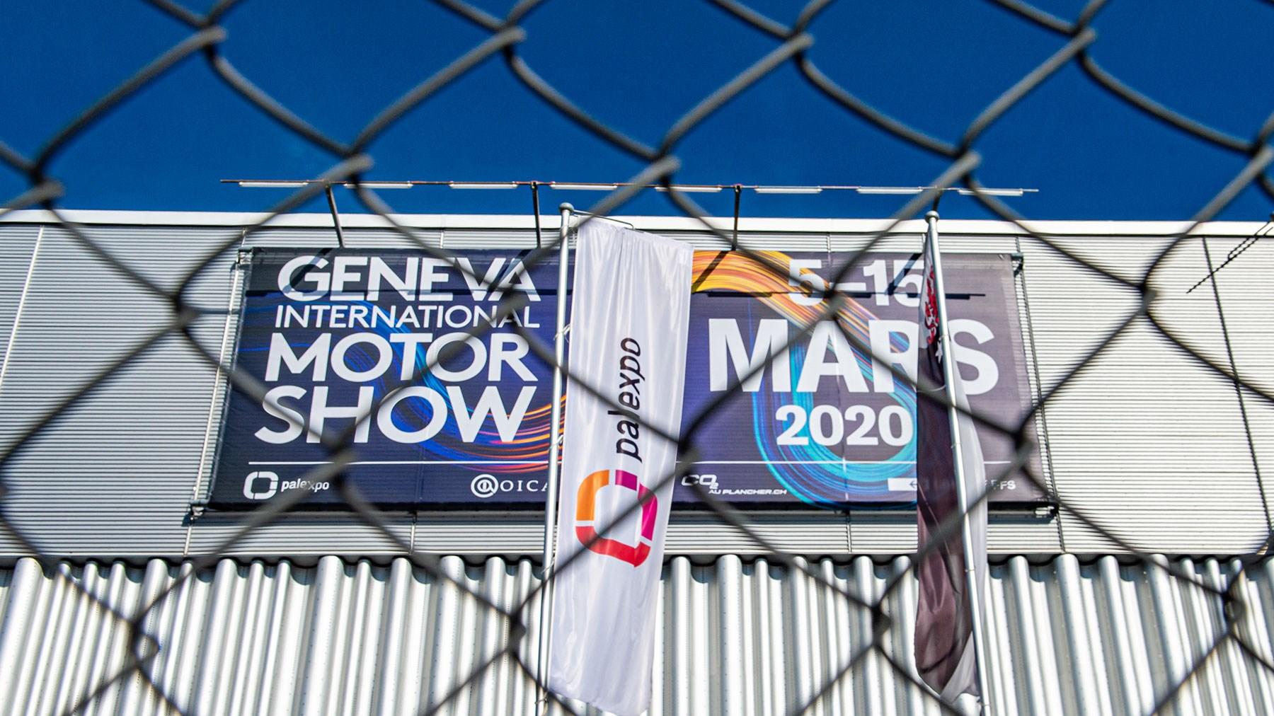 Salão de Genebra de 2020 foi cancelado devido ao coronavírus
