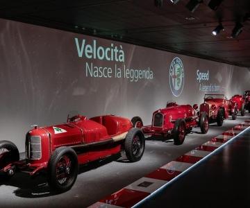 Alfa Romeo faz 110 anos
