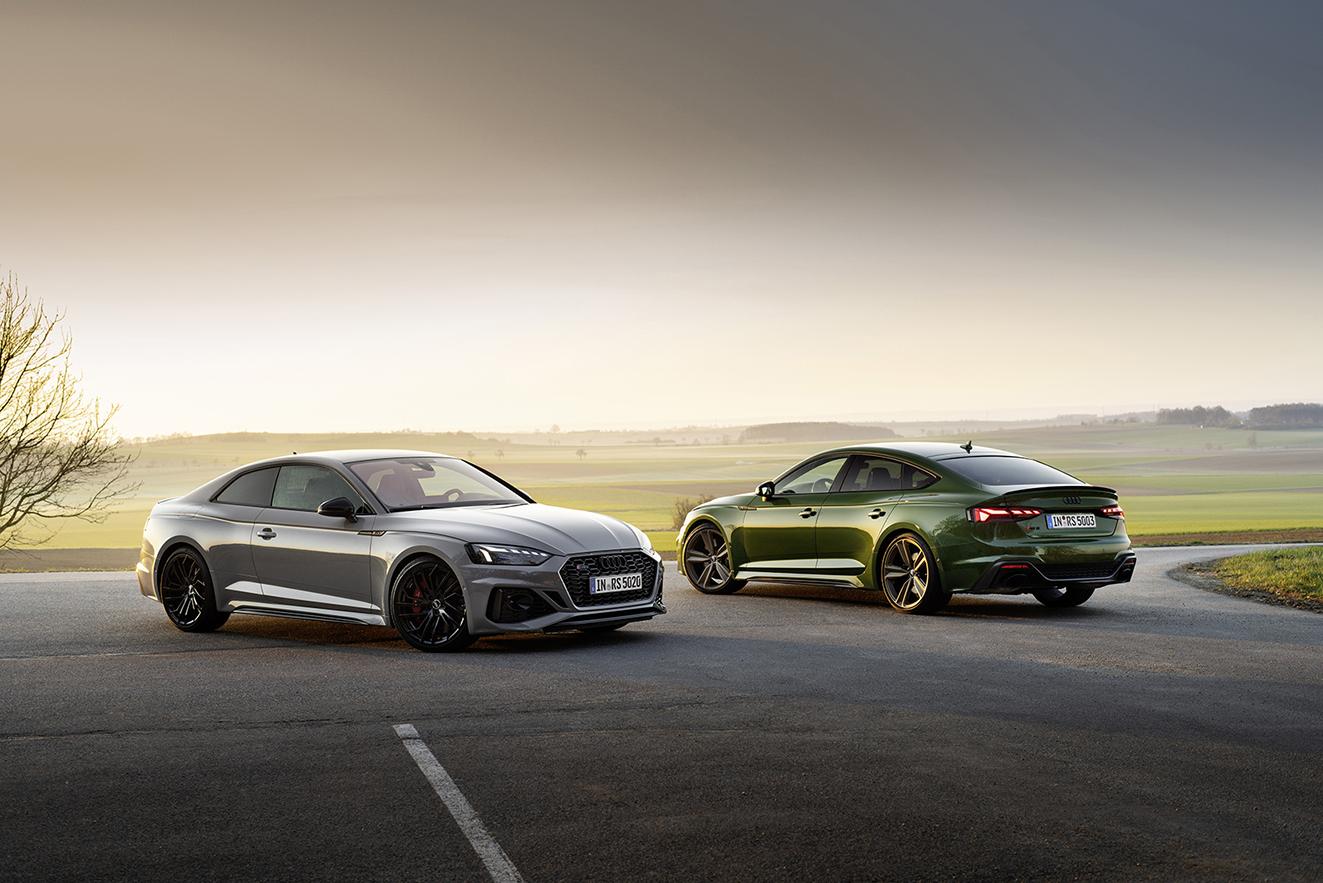 Audi RS 5 Coupé e Sportback
