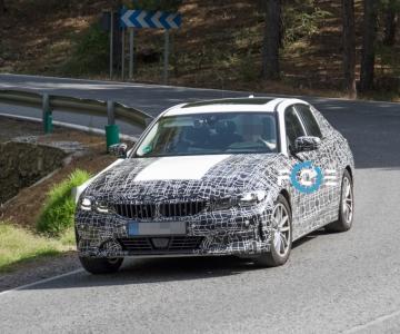 Protótipo do futuro BMW i3