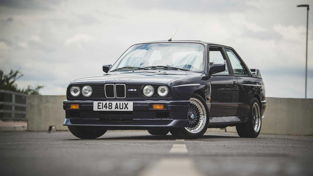 BMW M3 Evo II de 1988