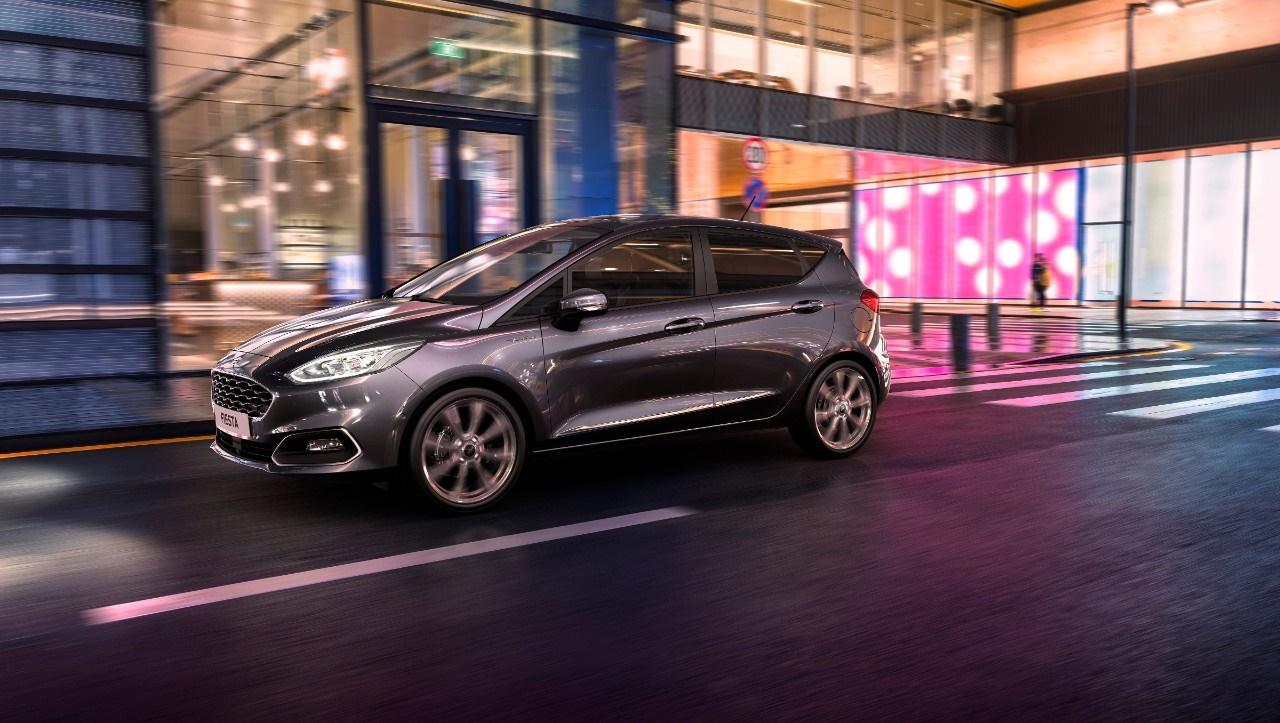 Ford Fiesta MHEV
