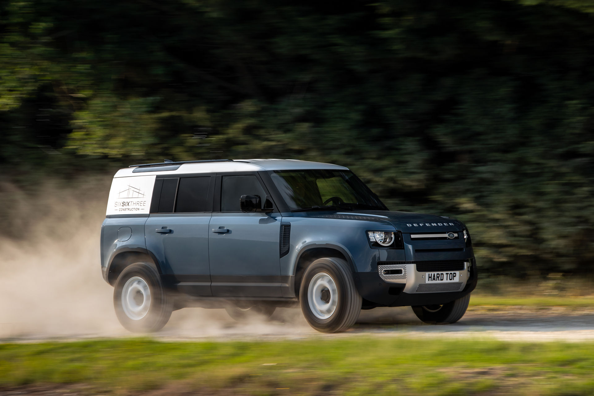 Land Rover Defender Hard-Top
