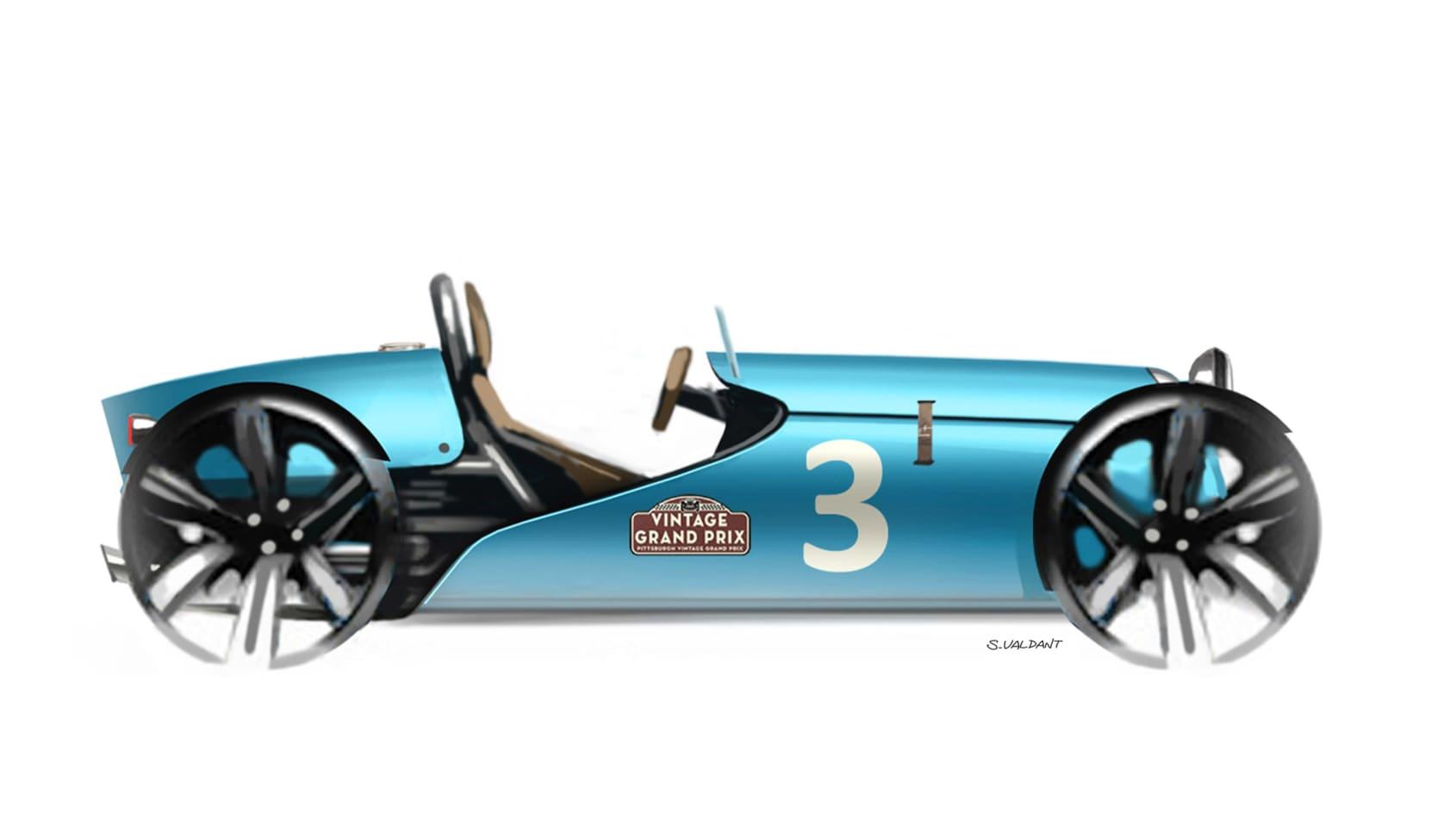 Lesage Roadster