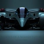 Mercedes F1 Concept