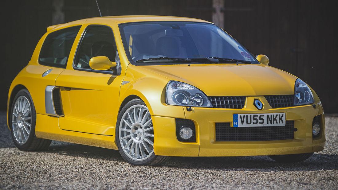 Renault Clio V6 Vai A Leilao Auto Drive
