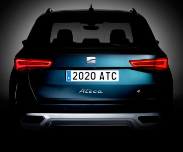 Seat Ateca facelift