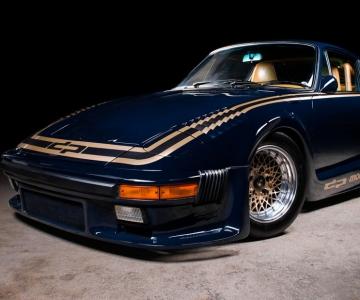 Porsche 935 de Mario Andretti