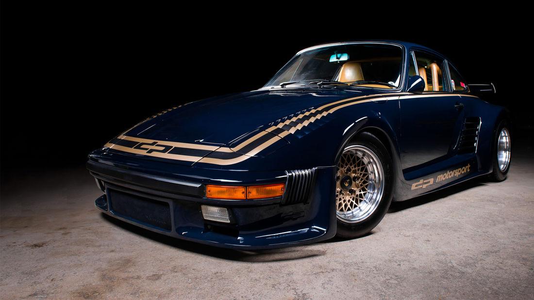 Porsche 935 Construido Para Mario Andretti A Venda Auto Drive