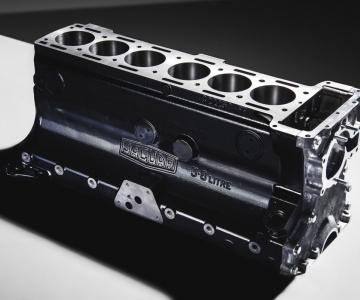 Motor 3.8 do Jaguar XK