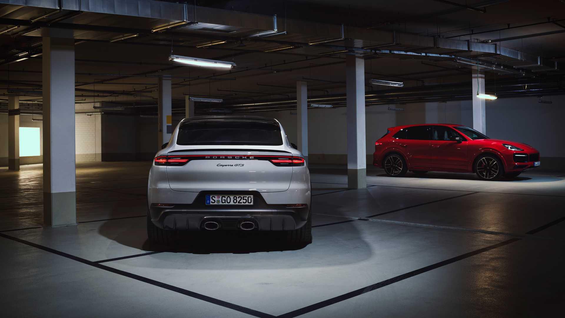 Porsche Cayenne Coupé GTS e Cayenne GTS