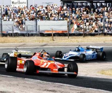 Villeneuve no G.P. Espanha