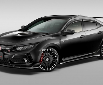 Mugen Honda Civic Type R