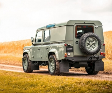 Electric Twisted Defender