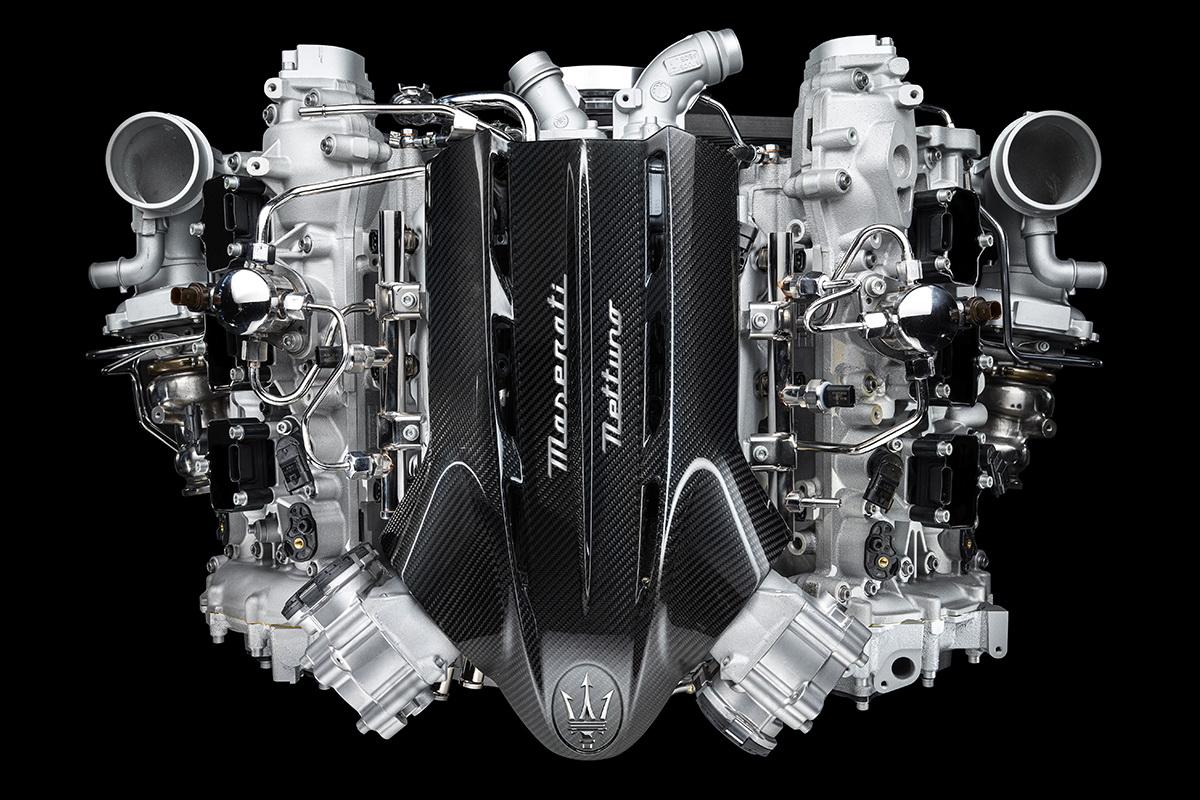 Motor Nettuno da Maserati