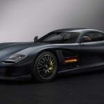 Mercedes-AMG SLR render