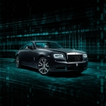 Rolls-Royce Wraith Kryptos Collection