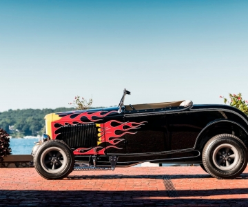 Ford McMullen Roadster