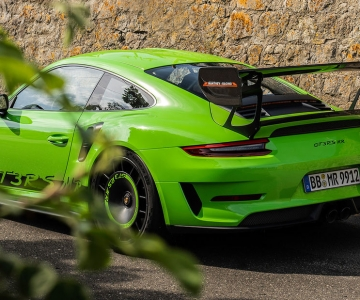 Porsche 911 991.2 GT3 RS MR